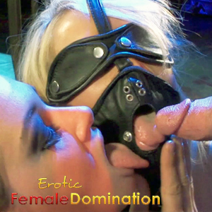 Join Erotic Female Domination