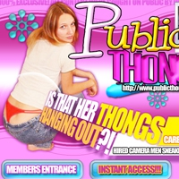 'Visit 'Public Thongs''