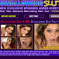'Visit 'Swallowing Sluts''