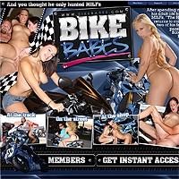 'Visit 'Bike Babes''