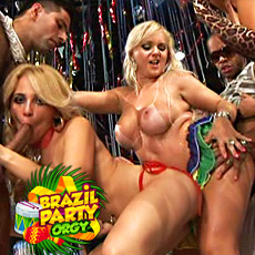 Join Brazil Party Orgy
