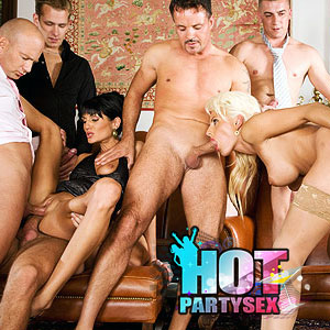 Join Hot Party Sex