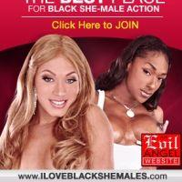 Join I Love Black Shemales