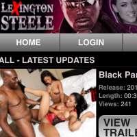 'Visit 'Lexington Steele Mobile''