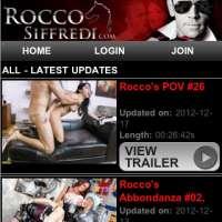 'Visit 'Rocco Siffredi Mobile''