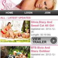 Join Silvia Saint Mobile