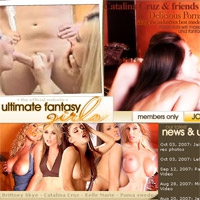 'Visit 'Ultimate Fantasy Girls''