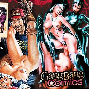 'Visit 'Gangbang Comics''