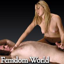 'Visit 'Femdom World''
