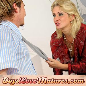 'Visit 'Boys Love Matures''