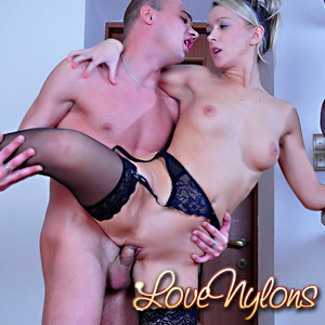 'Visit 'Love Nylons''