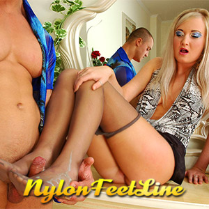 Join Nylon Feet Line