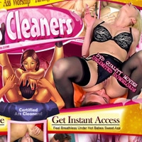 'Visit 'Ass Cleaners''