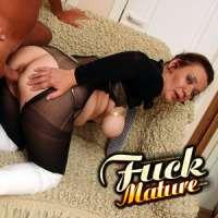 'Visit 'Fuck Mature''