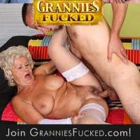 'Visit 'Grannies Fucked Mobile''