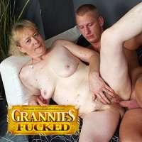 'Visit 'Grannies Fucked''