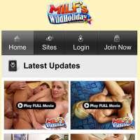 'Visit 'MILFs Wild Holiday Mobile''