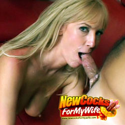 'Visit 'New Cocks For My Wife''