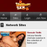 'Visit 'Shemale Sex HD Mobile''
