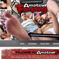 'Visit 'Amateur Trampling''
