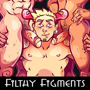 Read 'Filthy Figments' review