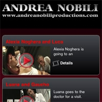 Join Andrea Nobili Productions Mobile