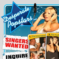 'Visit 'Desperate Popstars''