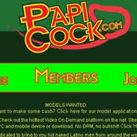 Join Papi Cock