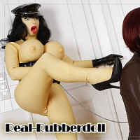 'Visit 'Real Rubber Doll''