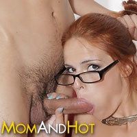 'Visit 'Mom And Hot''