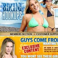 'Visit 'Bikini Hookups''