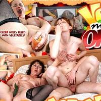 'Visit 'Veggy Mature Orgies''