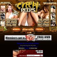 Join Creepy Peeps