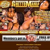 'Visit 'Ghetto Mania''