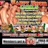 'Visit 'Happy Hour Girls''