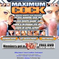 'Visit 'Maximum Cock''