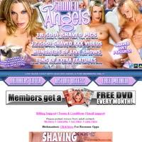 'Visit 'Shaved Angels''