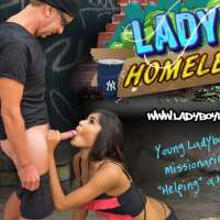 Join Ladyboy Homeless
