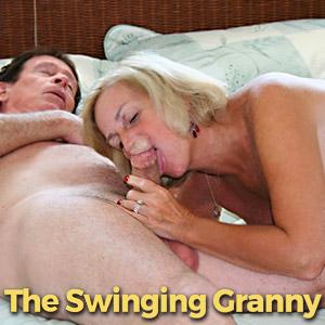 'Visit 'The Swinging Granny''