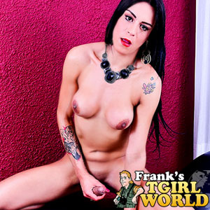 'Visit 'Franks Tgirl World''