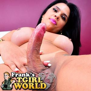 'Visit 'Franks Tgirl World''
