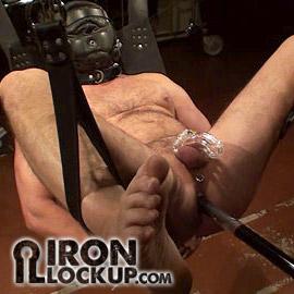 'Visit 'Iron Lockup''