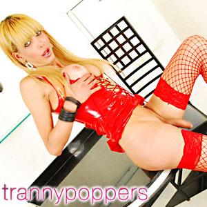 'Visit 'Tranny Poppers''