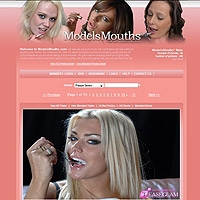 'Visit 'Models Mouths''