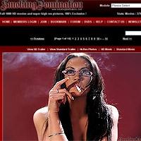 'Visit 'Smoking Domination''