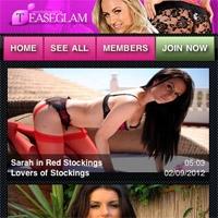 'Visit 'Tease Glam Mobile''