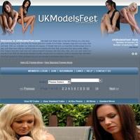 Join UK Models Feet