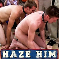 'Visit 'Haze Him''
