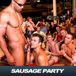 Join Sausage Party Mobile