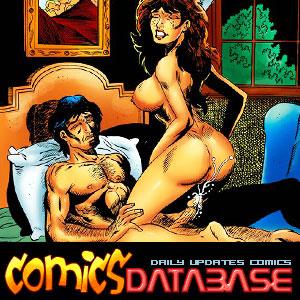 'Visit 'Comics Database''